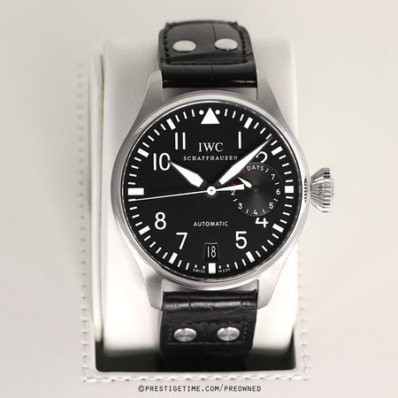 Pre-owned IWC Big Pilot's Watch 46.2mm IW500401