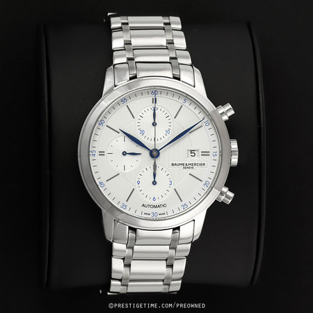 Pre-owned Baume & Mercier Classima Automatic Chronograph 42mm 10331