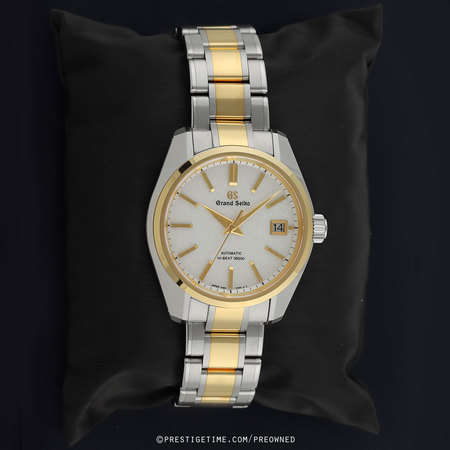 Pre-owned Grand Seiko Heritage Automatic Hi-Beat 36000 SBGH252