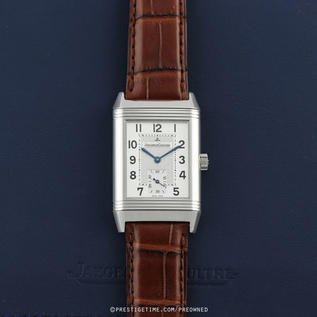 Pre-owned Jaeger LeCoultre Reverso Grande Taille q2708410 270.8.62