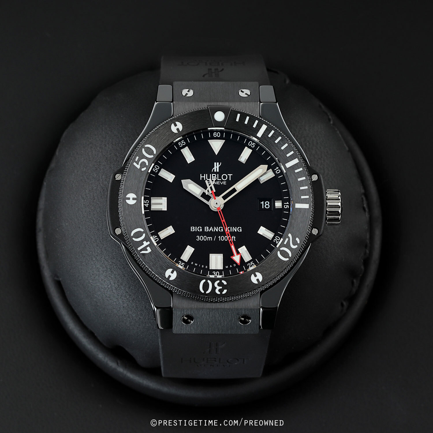 Pre Owned Hublot Big Bang King 44mm 312 Cm 1120 Rx